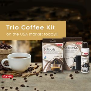 Trio coffee kit Dr.Neu