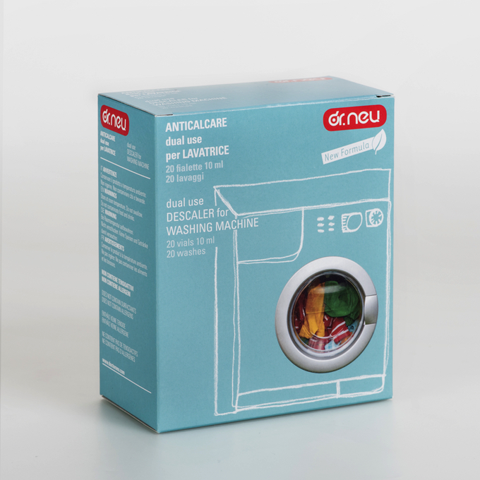Dr.Neu Dual use descaler for washing machine