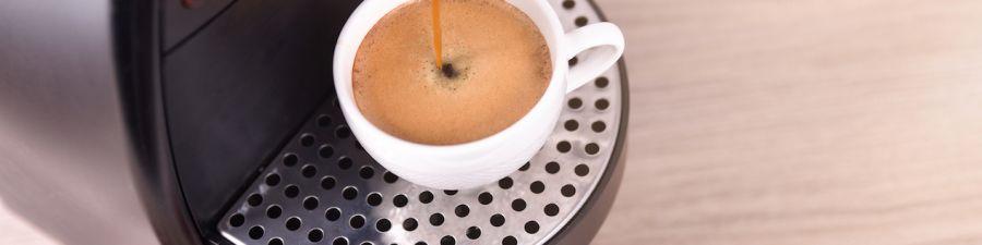 Pulizia macchina caffe