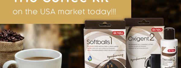 Trio coffee kit Dr.Neu