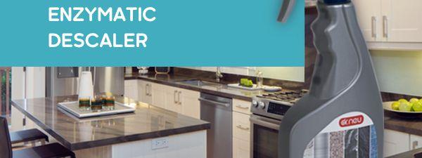 Detergent Enzymatic Descaler