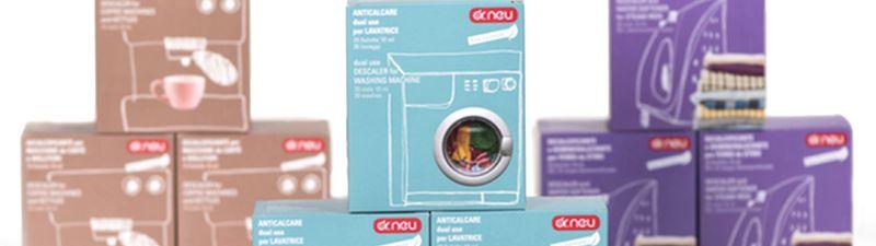 Anticalcare dual use per lavatrice